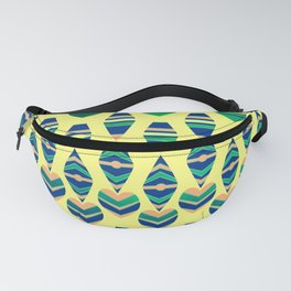 Hearts and diamonds Fanny Pack
