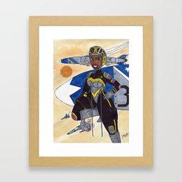 Heart Breaker One Framed Art Print