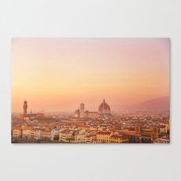 Under The Tuscan Sun - Florence Canvas Print