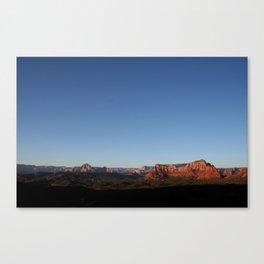 Photography Serenity in Sedona Canvas Print