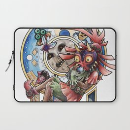 The song of Majora Laptop Sleeve