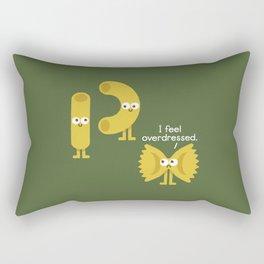 Pasta Party Rectangular Pillow