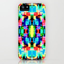 Colorful-12.1 iPhone Case