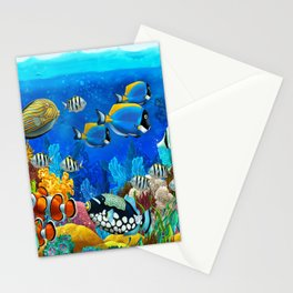 Heart of the Atlantic Stationery Cards