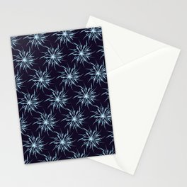 Christmas Snowflakes Stationery Cards