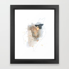 Pieces of Cheer 2 Framed Art Print