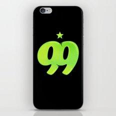 99 iPhone Skin