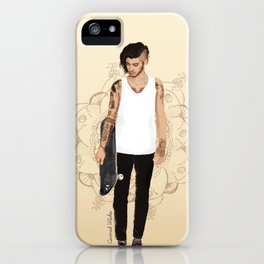 Skater Zayn  iPhone Case