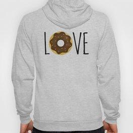 I Love Donuts Hoody