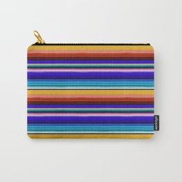 Mexican Stripes Carry-All Pouch