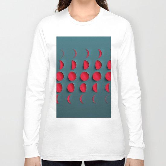 Moon Long Sleeve T-shirt