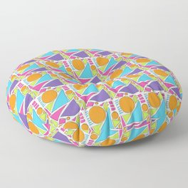 Sunny Shapes Floor Pillow