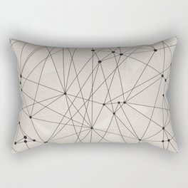 Atlantis BG Rectangular Pillow