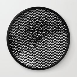 WWaves Wall Clock