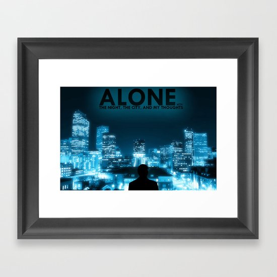 With Framed Art Print