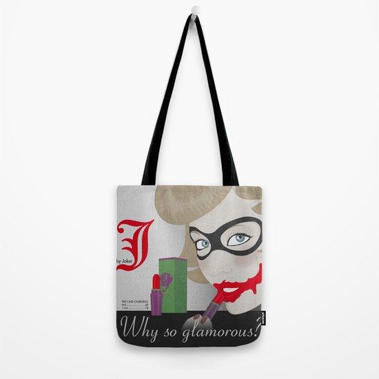 J by Joker Tote Bag