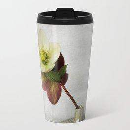 Vintage Helleborus  - JUSTART © Travel Mug