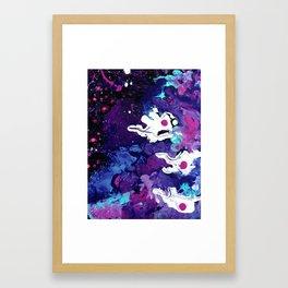 the new era Framed Art Print