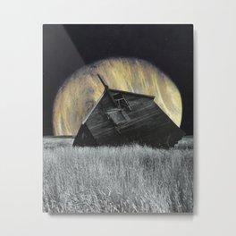 Gravitational Ethos Metal Print
