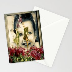 Fairies At The Window Stationery Cards