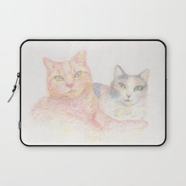 Duncan and Coleco Laptop Sleeve