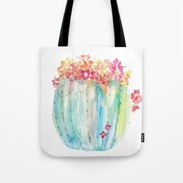 Cactus of Many Colors Tote Bag