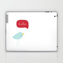 Hello Birdie Laptop & iPad Skin