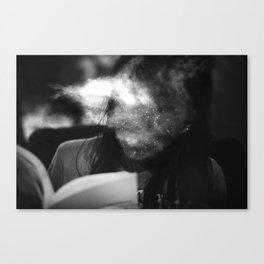 Your Book Canvas Print