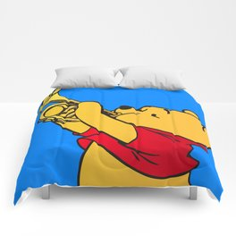 Winnie The Pooh! Comforters