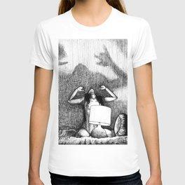 Summoning Demons T-shirt