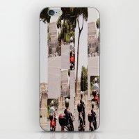 roman iPhone & iPod Skins featuring Roman Traffic by Eva Lesko
