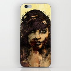 Female Zombie iPhone Skin