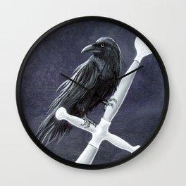 Knights Watcher Wall Clock