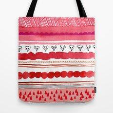Pattern / Nr. 5 Tote Bag