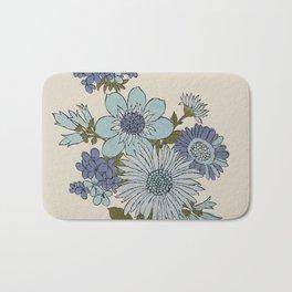Dorchester Flower 2 Bath Mat