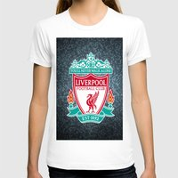 liverpool T-shirts featuring LIVERPOOL by Acus