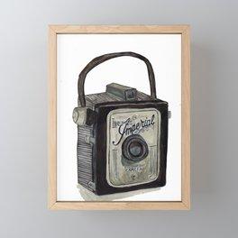 Imperial Camera 620 Framed Mini Art Print