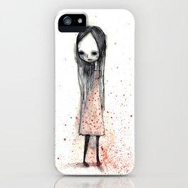 Clarice iPhone Case