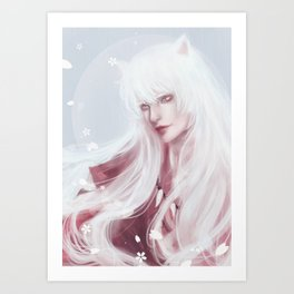 Inuyasha Art Print