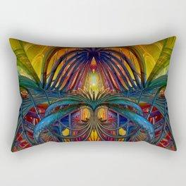 Fibers Of Life Fx  Rectangular Pillow