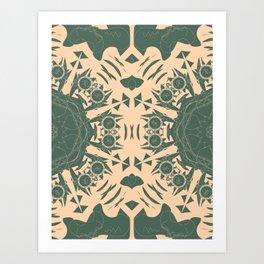 A More True Green Art Print