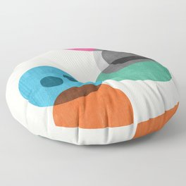 Cellular III Floor Pillow