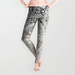 BOHEMIAN HYGGE MANDALA Leggings