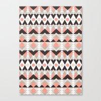 southwest Canvas Prints featuring southwest by kociara