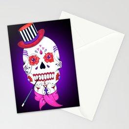 Mr. Raskull Stationery Cards