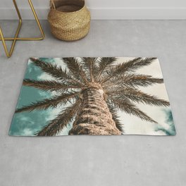 Clouds in Paradise Rug