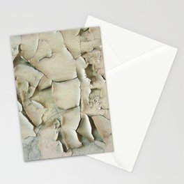 Dying wall Stationery Cards