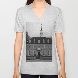 Colonial Williamsburg Capital Unisex V-Neck