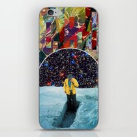 portal iPhone & iPod Skins featuring PORTAL  by Blaz Rojs
