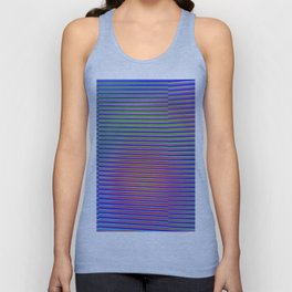 Play with stripes  4 Unisex Tank Top